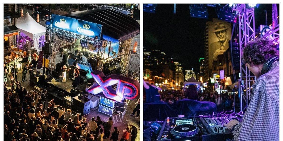 Tu peux participer à des concerts et des DJ sets gratuits à Montréal ce mois-ci