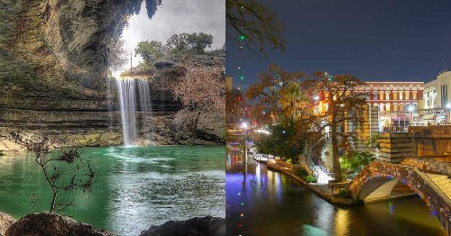 6 Romantic Destinations In Texas For A Spontaneous Summer Getaway With Your S/O