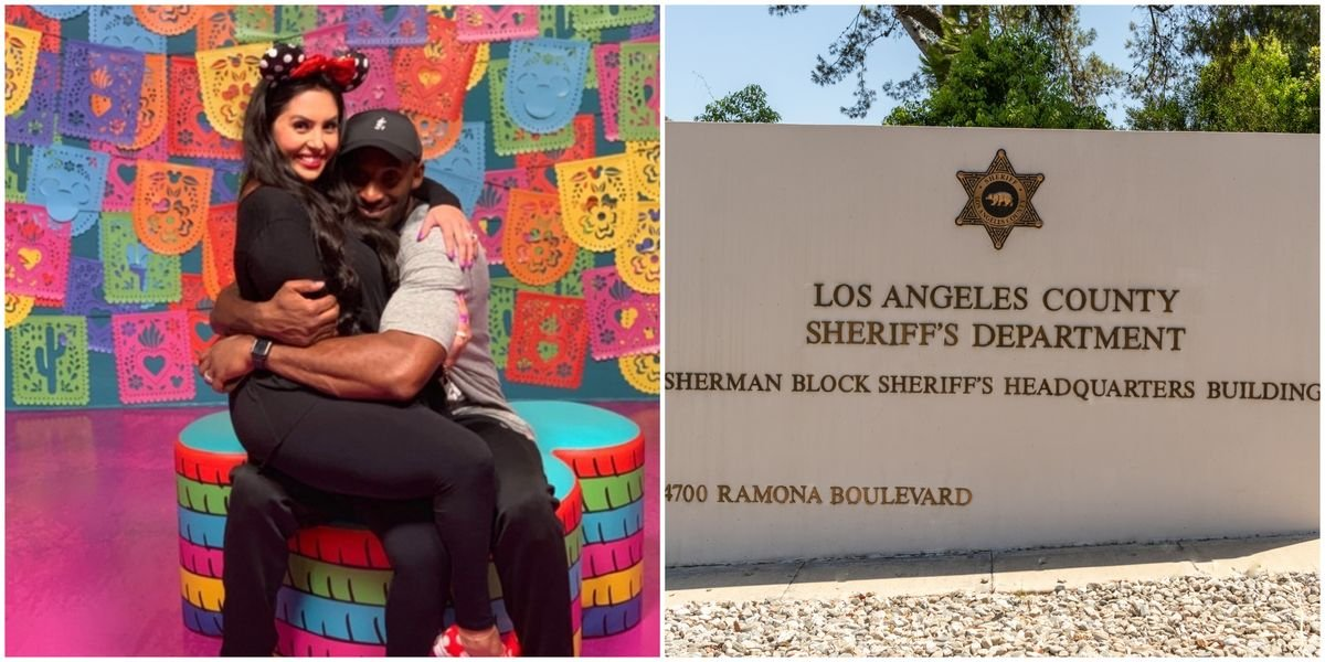 Vanessa Bryant Is Suing L.A. County Sheriff Over The Kobe Crash Site Photos
