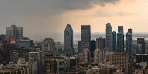 Près de 5 000 foyers sont actuellement privés d'électricité à Montréal