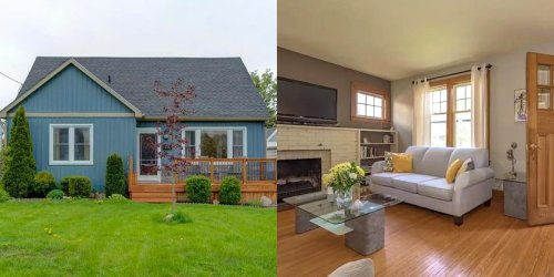 7 Adorable Houses For Sale Under $400K In The Canadian City Named Best Place To Live