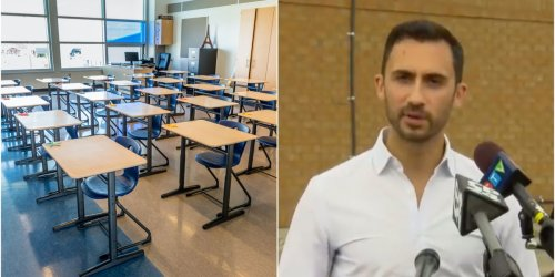 Ontario's Education Minister Is Speaking Out After 46 Quebec Schools Got COVID-19 Cases