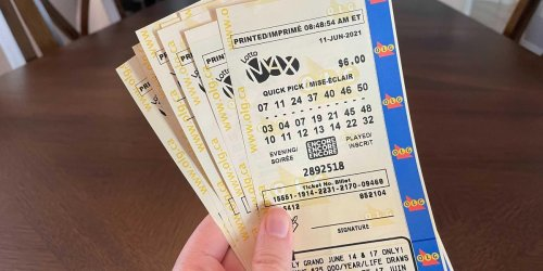 Nobody Won The Lotto Max $70 Million & The Record-Breaking Jackpot Has Soared Once Again
