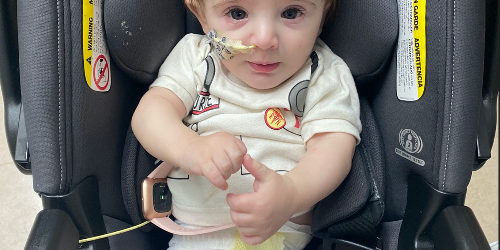 Toronto Baby Gets Diagnosed With Rare Condition That Only 200 People In The World Have