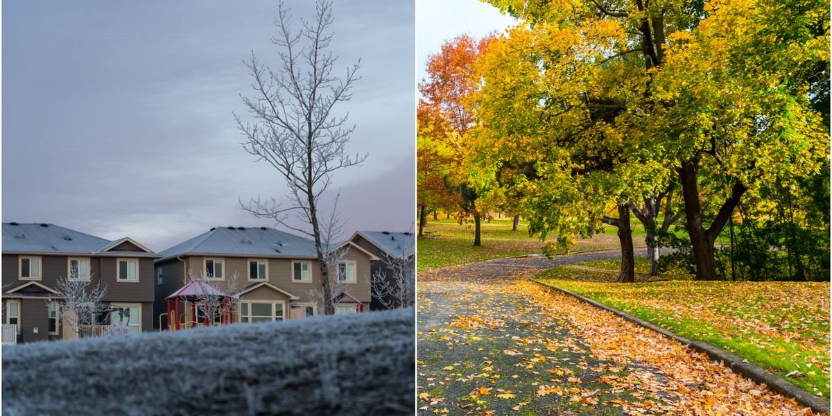 A Typhoon Is Bringing Cold Weather To Canada Next Week & It'll Feel Like Fall