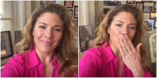 Sophie Grégoire Trudeau Reveals She Had A Breast Cancer Scare A Couple Weeks Ago