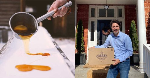 The Most Canadian Meal Kits Exist If You Miss Sugar Shacks & Even Justin Trudeau Got One