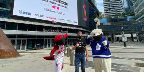 Scotiabank Arena Is Shattering Records With Highest Number Of Vaccine Bookings For 1 Day