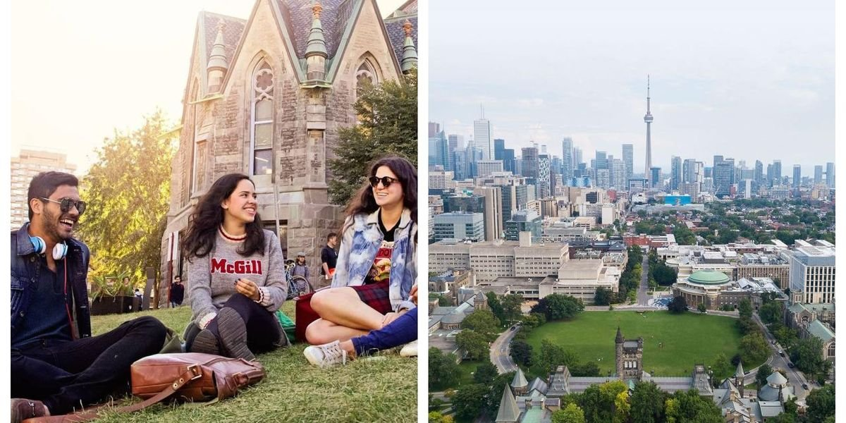 Canada's Best Cities For Students Were Just Ranked & Here's How Affordable They Really Are