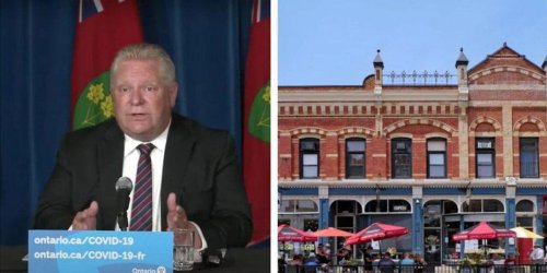 Ontario's Stay-At-Home Order Is Set To End On June 2 & Here's What Will Happen Next