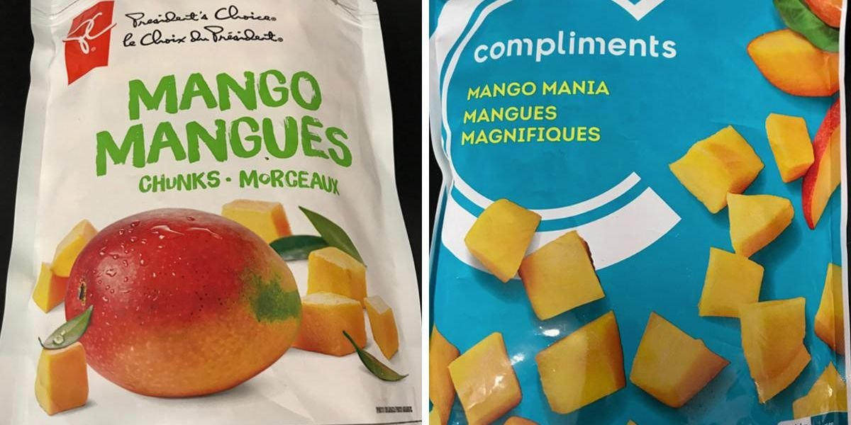 Multiple Frozen Mango Packets Are Being Recalled Across Canada Due To A Hepatitis A Risk