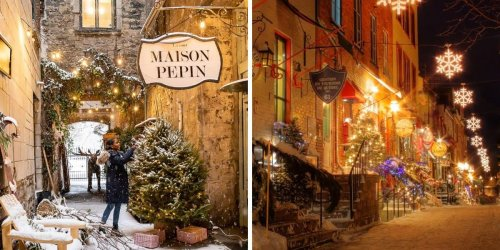 11 Super Christmassy Places In Canada That Everybody Should Visit At Least Once