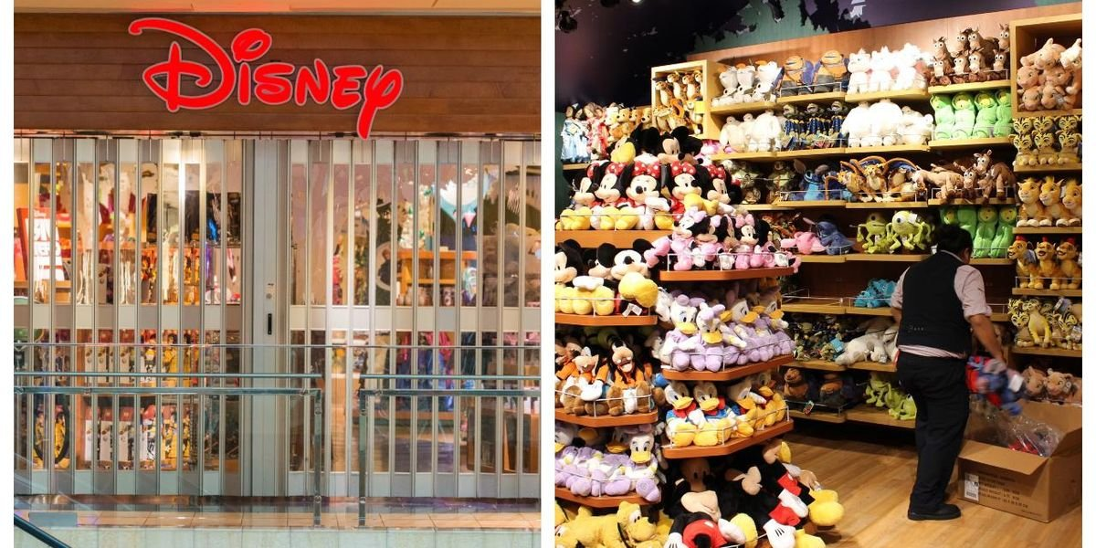 All Disney Stores In Canada Are Shutting Down & Most Will Be Closed Within Weeks - cover