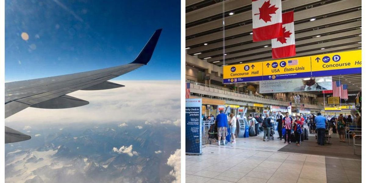 Canada Will Announce New Travel Restrictions For Fully-Vaccinated Travellers Only