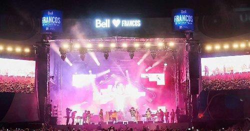 Les Francos de Montréal seront de retour sur la place des Festivals cet été
