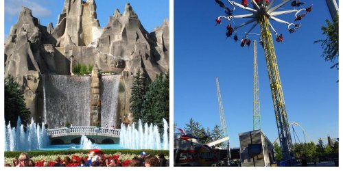 Another Ride Got Stuck At Canada's Wonderland & Left People Dangling At 135 Feet