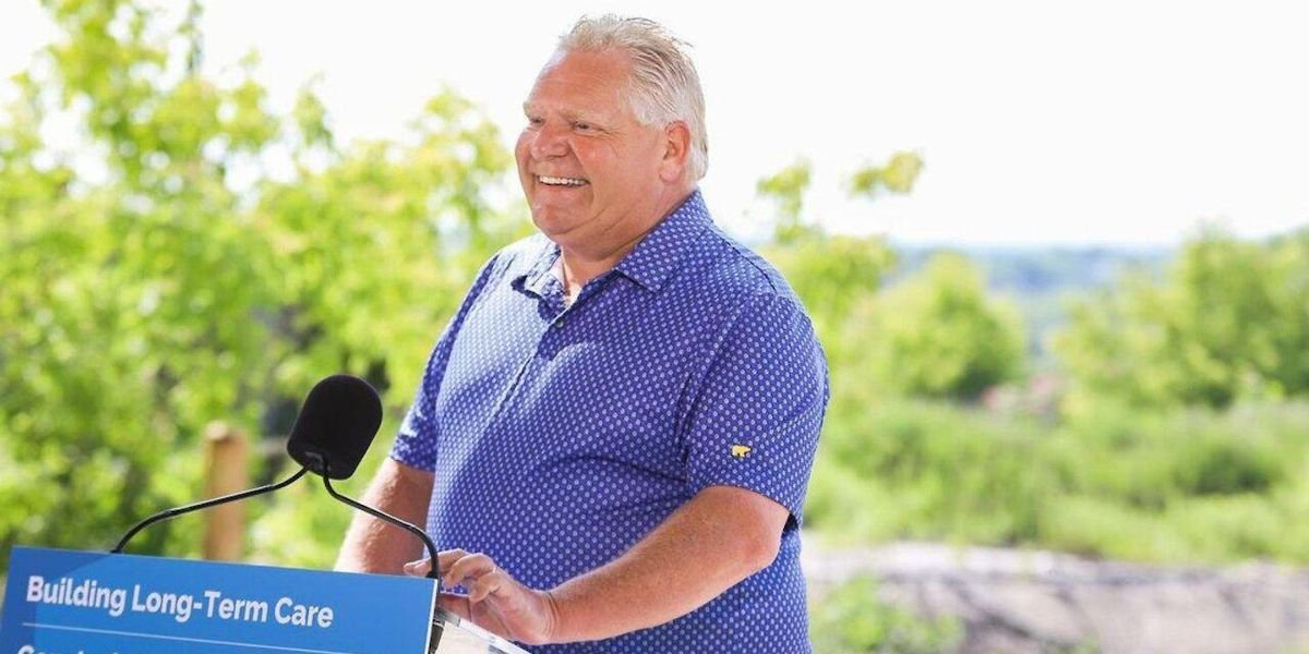 Ford Says Ontario Is Rolling Out A Plan For What Comes After Step 3 Of Reopening
