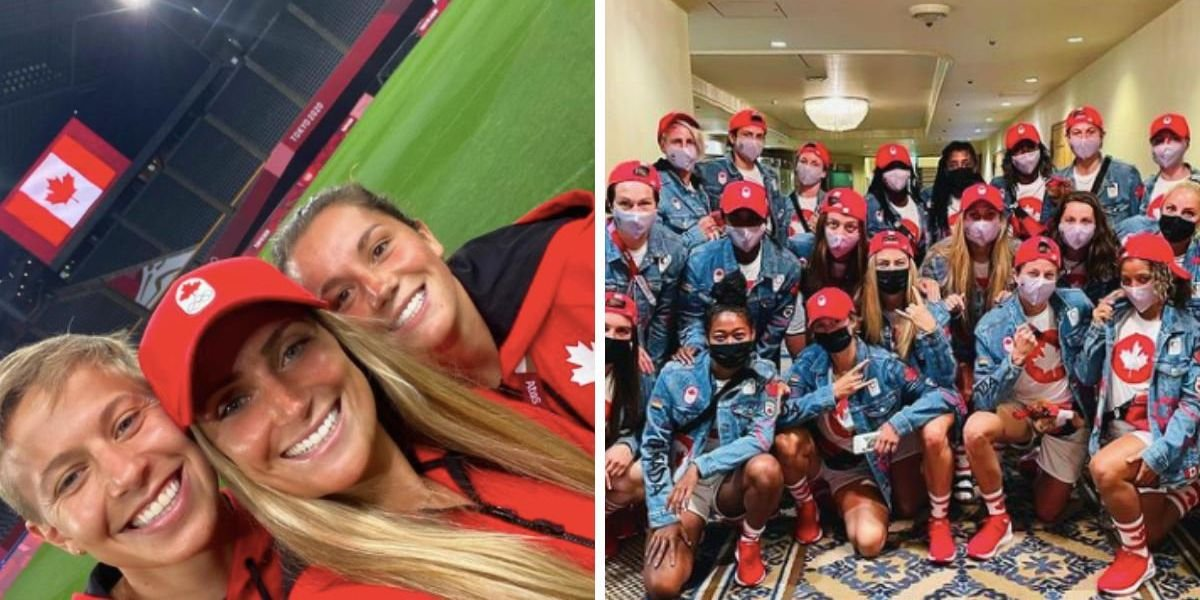 An Olympian From Ontario Just Helped Canada Beat The US & Reach The Soccer Final