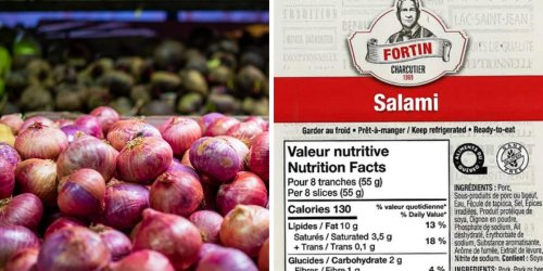 These 6 Foods Are Being Recalled Across Canada & Here's Why You Might Want To Toss Them