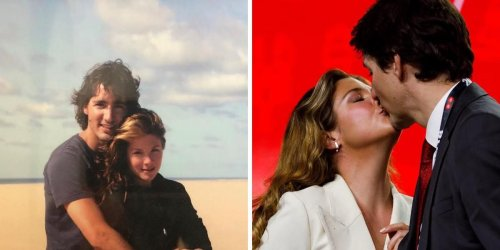 Justin Trudeau Opened Up About The 'Complicated' Time When He Met Sophie Grégoire Trudeau