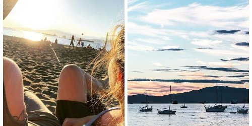 The Best Beaches On Earth Were Just Ranked & This Canadian Spot Made The Cut