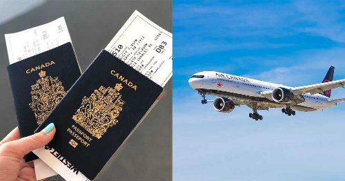 Canada's Passport Continues To Be Ranked As One Of The World's Most Powerful