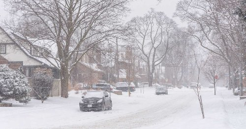 Parts Of Ontario Will Be Blasted By 35 cm Of Snow Today As A Brutal Winter Storm Hits