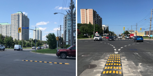 The City Is Changing These 8 Busy Intersections Because Toronto Drivers Can't Turn Left