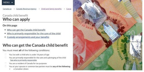 Here's Everything You Need To Know About Canada's Child Benefit & How Much You Can Get