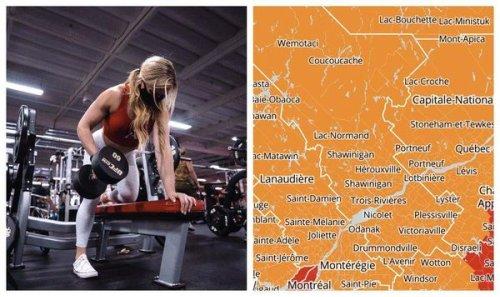 La majorité des régions du Québec passe en zone orange et voici ce qui est permis ou non