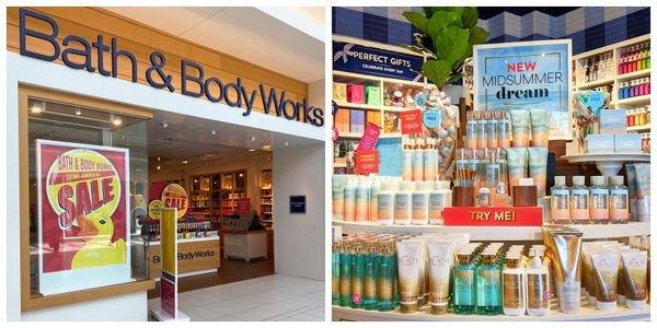 On sait enfin quand Bath & Body Works aura une boutique en ligne au Canada