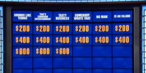 This 'Jeopardy!' Clue Totally Stumped The Players But Vancouverites Know What's Up (VIDEO)