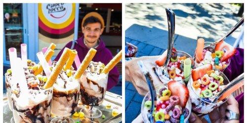 Ces milkshakes décadents aux Froot Loops à Montréal te rappelleront ton enfance
