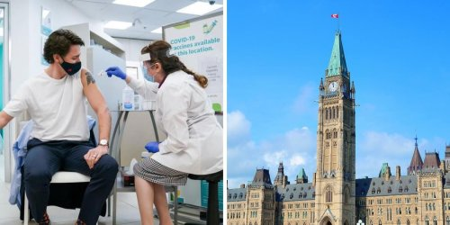 COVID-19 Vaccines Will Become Mandatory For Some Canadians & Here's What We Know So Far