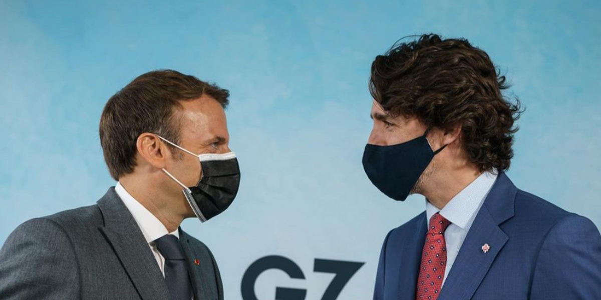 Trudeau Confirms Canada Will Donate 100 Million COVID-19 Vaccines To Other Countries