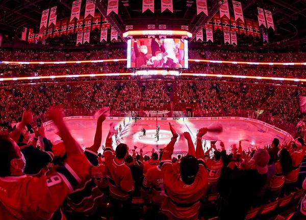 Les prix des billets pour les matchs des Habs à Montréal sont en chute libre