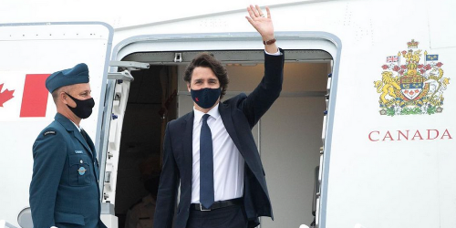 Trudeau Accidentally Roasted A Reporter At The G7 & Had To Backtrack Real Quick