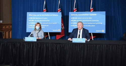 Here Are The New Measures That Could Apparently Get Announced Today In Ontario