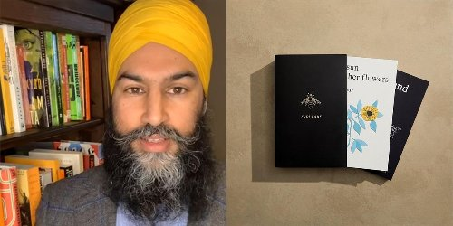 Jagmeet Singh Shared His Reading List & These Are His Current Favourite Books