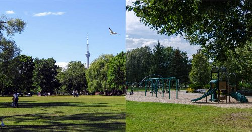 Ontario Officials Are Calling Out The Shut Down Of Outdoor Recreation Like Playgrounds