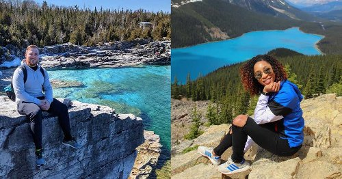 11 Hiking Trails In Canada With The Bluest Water To Add To Your 2021 Bucket List