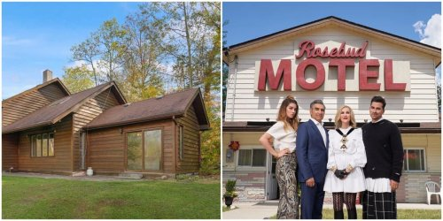 The Home Right Next Door To The 'Schitt's Creek' Rosebud Motel Is For Sale Right Now