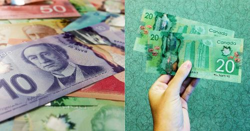 Canadian Money Is 'The Filthiest Currency' In The World & It's Totally Covered In Germs