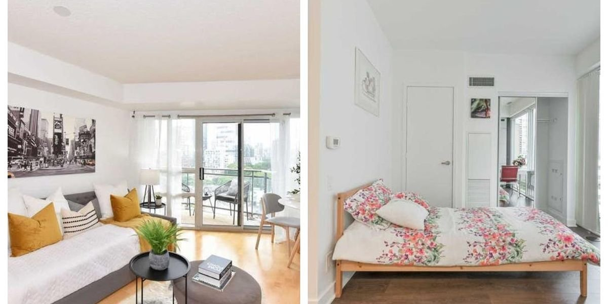 6 Toronto Condos For Sale Under $400K That Don't Look Like Complete Disasters