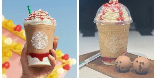 Starbucks lance son menu d'été au Québec avec un nouveau « drink » frappé décadent