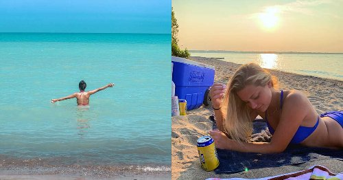 11 Ontario Beaches That Feel Like A Tropical Vacation In The Caribbean