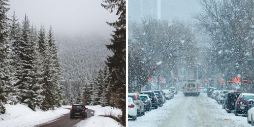 This Is When You Should Have Winter Tires On Your Car Or Else You're Doing It Wrong
