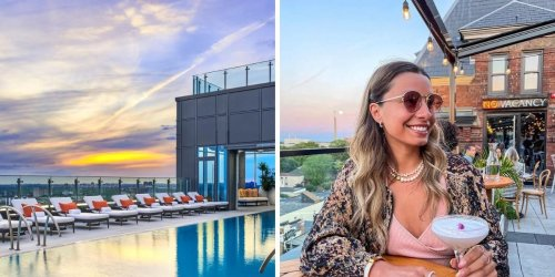 These 3 Hotel Rooftop Patios In Toronto Were Just Named Among The Best In Canada