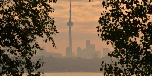 Toronto's Air Quality Is So Bad RN It Made The 5 Worst Cities In The World