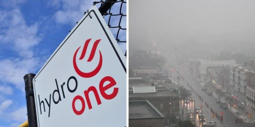 Ontario Storms Just Won't Quit & Over 20,000 People Are Now Without Power
